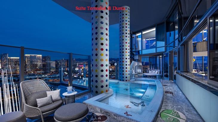 Hotel Internasional Suite Termahal di Dunia
