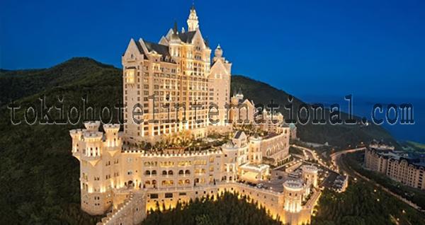 Hotel Termahal di China